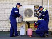 Продажа, установка кондиционеров, обслуживание дешево в Алматы.